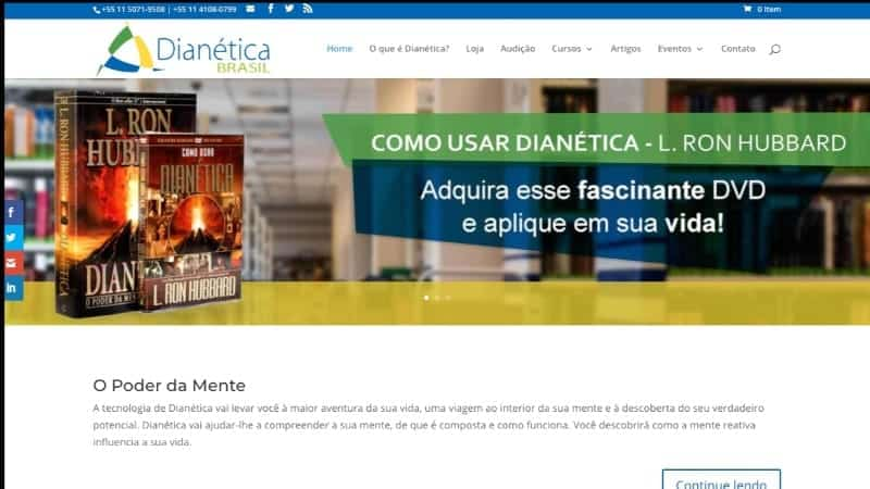 Dianética Brasil